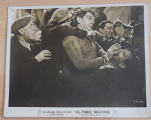 Three Maxims/Show Goes On, Gaumont British Pictures Still, Anna Neagle, '38 (h)